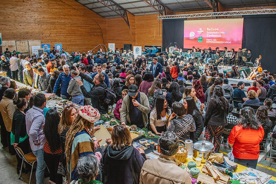 Fiesta del Emprendimiento Local en Puelo