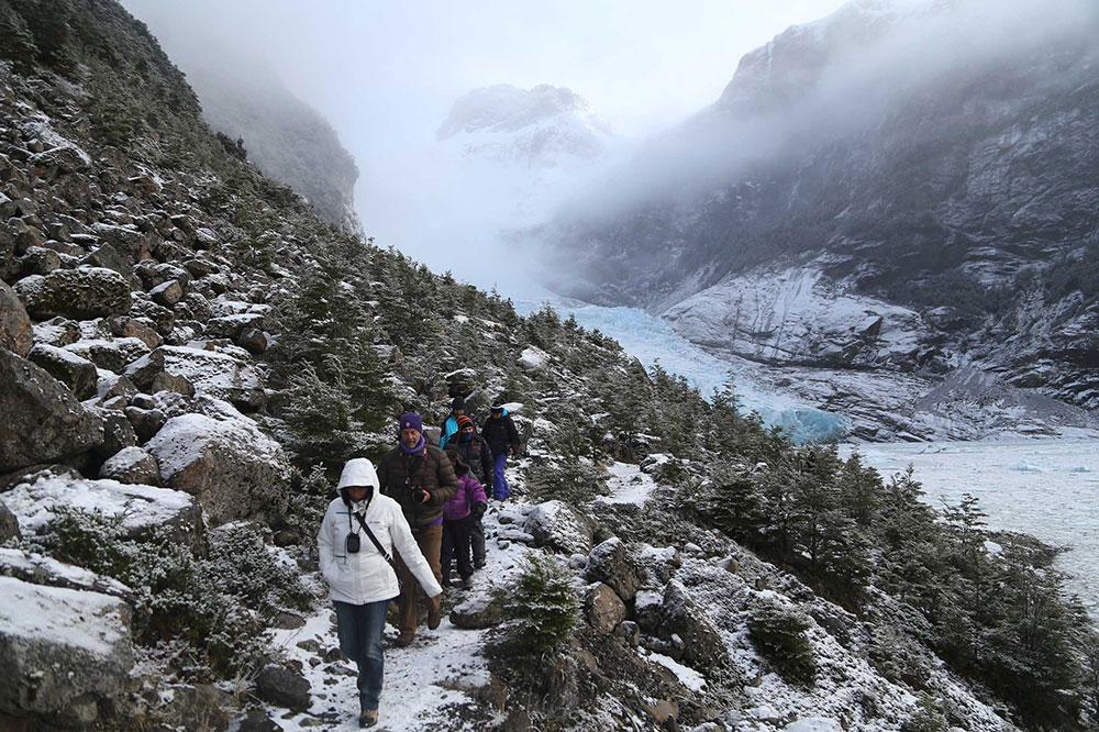 Glaciar Balmaceda y Serrano, Puerto Natales