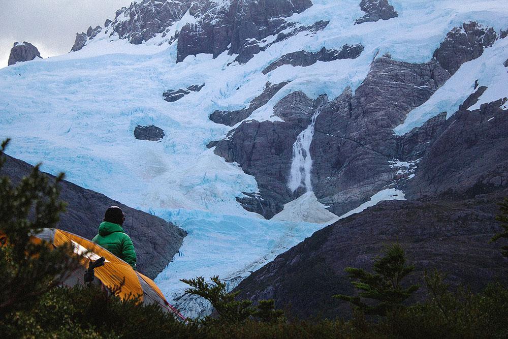 Canal de las montañas - Puerto Natales